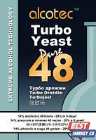 Спиртовые турбо дрожжи Alcotec 48 Pure Turbo Yeast