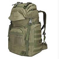 Рюкзак тактичний A51 олива, 50 л