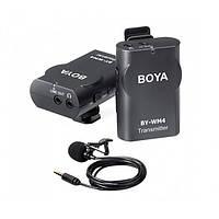 Микрофон беспроводной петличный BOYA BY-WM4