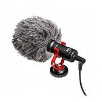 Микрофон для камер и смартфонов BOYA BY-MM1