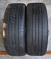 Шины б/у 235/60 R17 Bridgestone Dueler, ЛЕТО, пара, 5-5.5 мм