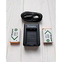 Аккумуляторы + зарядка для камер SONY FDR-X3000 NP-BX1