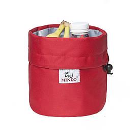 Термосумка/косметичка Smart Bag красная