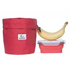 Термосумка/косметичка Smart Bag красная, фото 3