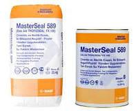 MasterSeal® 589- Цементно-акриловый двухкомпонентный эластичный гидроизоляционный 10/25кг.