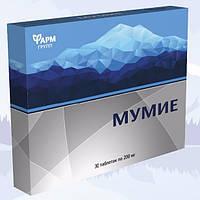 Мумие ФармГрупп 0,2 г 30 таблеток (4640001380969)