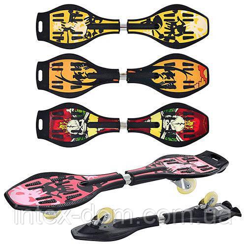 Скейт рипстик MS 0017