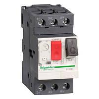 Автомат для защиты двигателя 0,40-0,63А GV2ME04 Schneider Electric