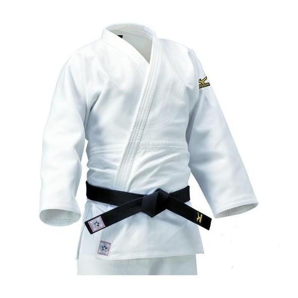 Кимоно для дзюдо Mizuno Yusho Best IJF Белое 5A1801