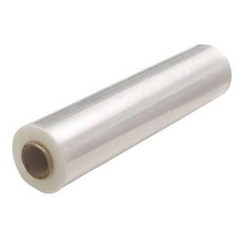 Стретч пленка прозрачная 1 кг 17мкр
