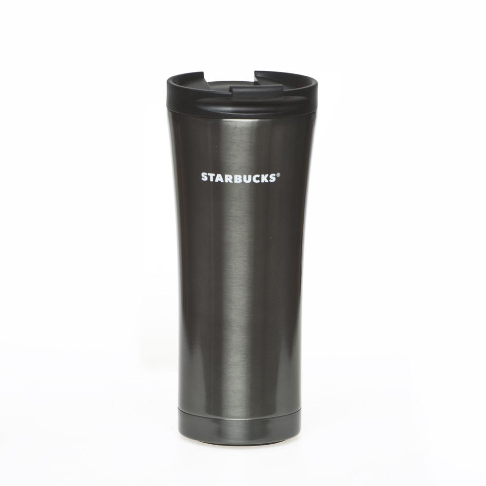 Термокружка  Starbucks Smart Cup Темное серебро