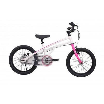 """Велосипед детский RoyalBaby H2 16"""", OFFICIAL UA, розовый, фото 2"""