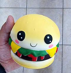 Сквиш-антистрес гамбургер
