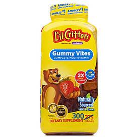 Мультивитамины для детей Lil Critters Gummy VITES Complete Multivitamin