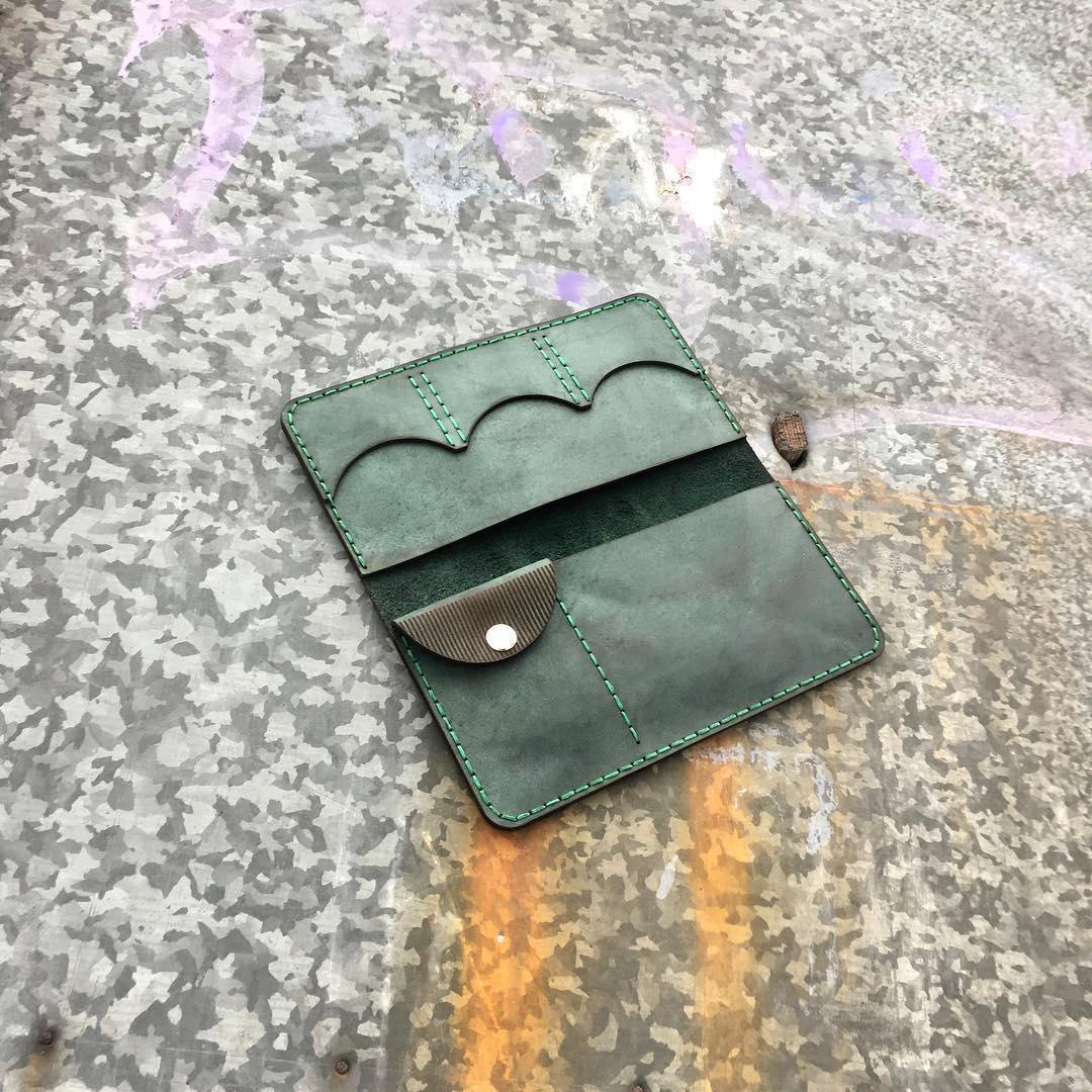 Бумажник для нагрудного кармана