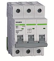 Модульные автоматические выключатели, серия Ex9BN