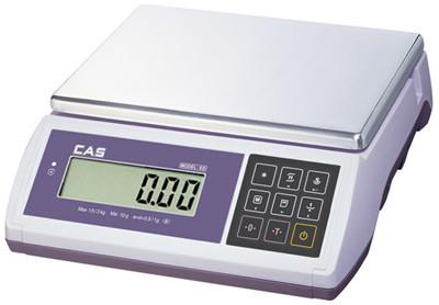 Весы настольные CAS ED