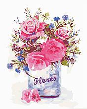 Цветочный стиль, 40х50 см в коробке «ArtStory» (AS0345)