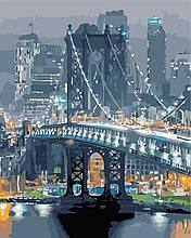 Бруклинский мост, 40х50 см в коробке «ArtStory» (AS0361)