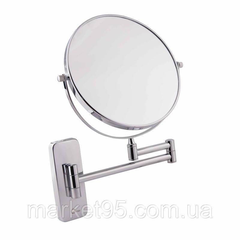 Косметичне дзеркало для ванної з збільшенням
