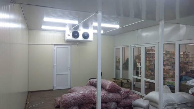 Холодильная камера для хранения овощей и фруктов! 9