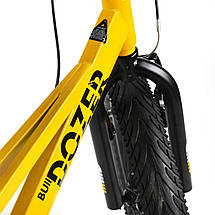 """Велосипед детский RoyalBaby BULL DOZER 18"""", OFFICIAL UA, желтый, фото 3"""