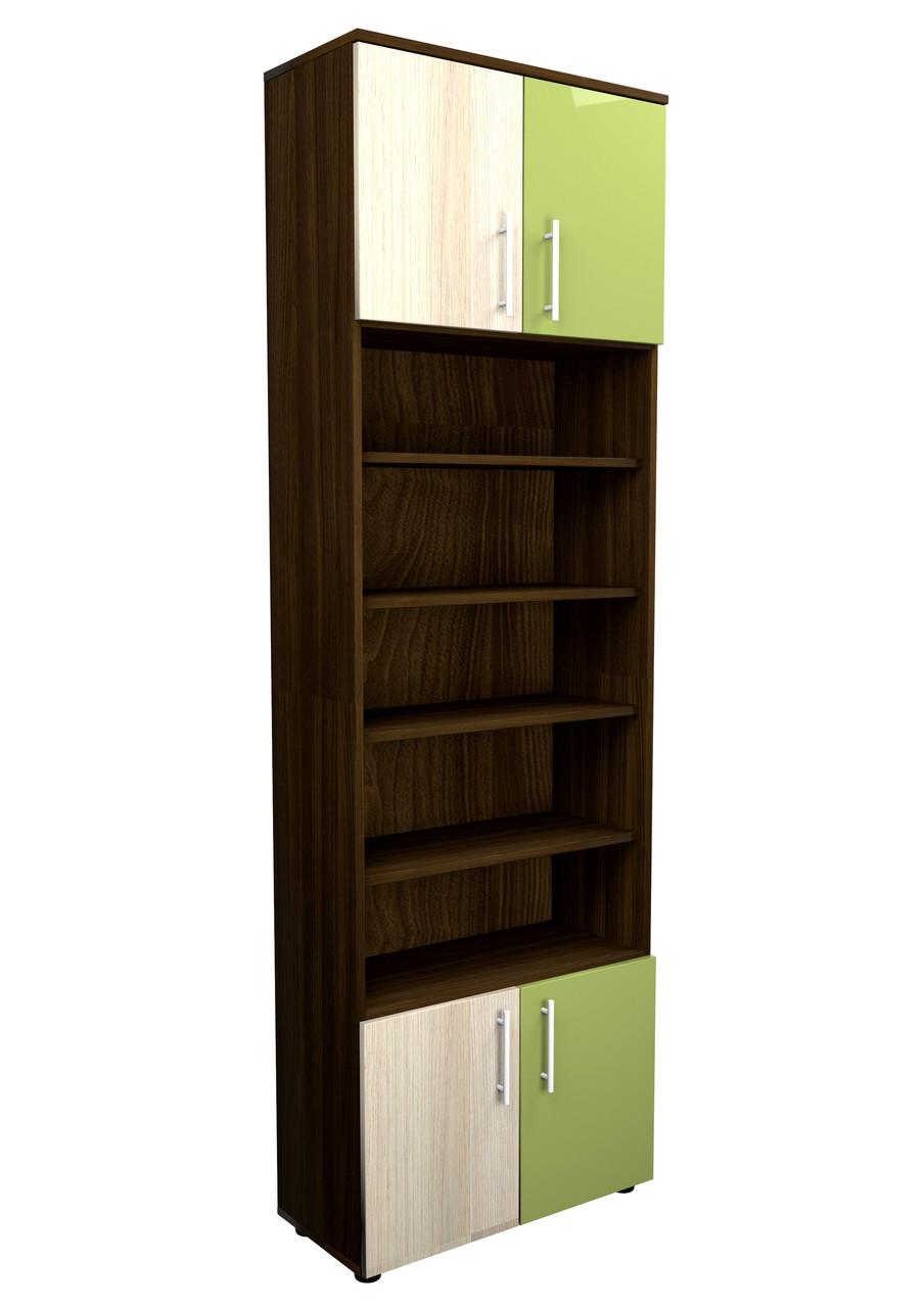 Шкаф книжный открытый D Селект