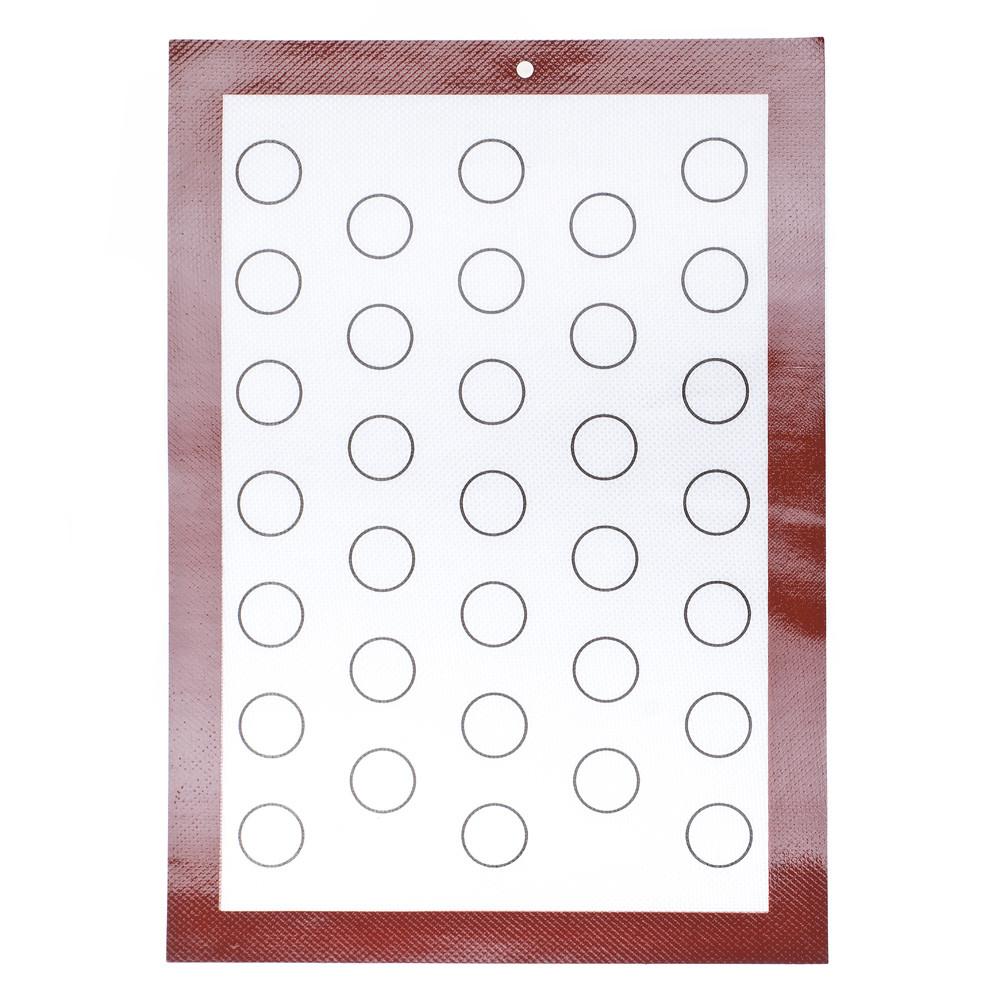 Силиконовый коврик №1 для выпечки (42*29,5)