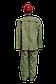 Костюм брезентовий зварювальника щільність 520Г/М. КВ, фото 2