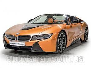 Оригинальная модель автомобиля BMW i8 Roadster, E Copper Metallic / Black, 1:43 Scale (80422454785)