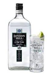 Джин London Hill (Лондон Хилл) 43%, 1 литр