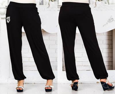 Женские штаны №76-155 БАТАЛ