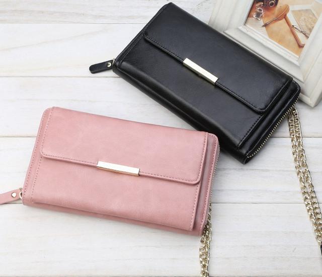6de8af7a7a83 Купить Клатч женский сумка Baellerry Only You с ремешком розовая в ...