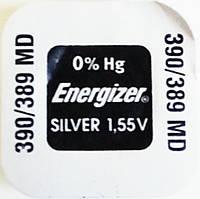 Батарейка часовая Energizer 389/390 (AG10/SR63)