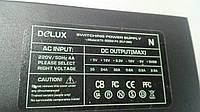 Мощный блок питания DELUX 500W (DLP-35D), фото 1