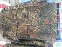 Камуфляжная армейская куртка(Германия)
