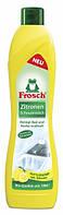 Молочко для кухни и ванны цитрус Frosch Scheuermilch Zitrone