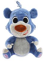 Мягкая игрушка медвежонок Балу - Книга Джунглей - Baloo The Jungle Book Disney, 23 см