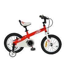"""Велосипед детский RoyalBaby HONEY 14"""", OFFICIAL UA, красный, фото 2"""