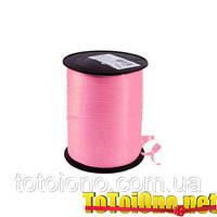 Тесьма розовая 0.5 см х 500 метров