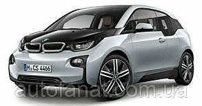 Оригинальная модель автомобиля BMW i3 (i01), 1:43 scale, Ionic Silver (80422320102)
