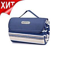 Коврик для пикника и пляжа Кемпинг CA-65 (покрывало, коврик-сумка, плед)