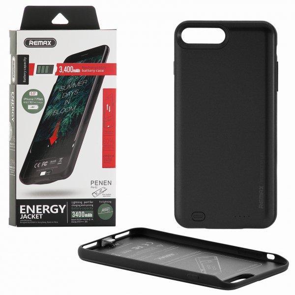 Чехол-зарядное устройство Remax Penen 3400mAh для iPhone 7+ ORIGINAL