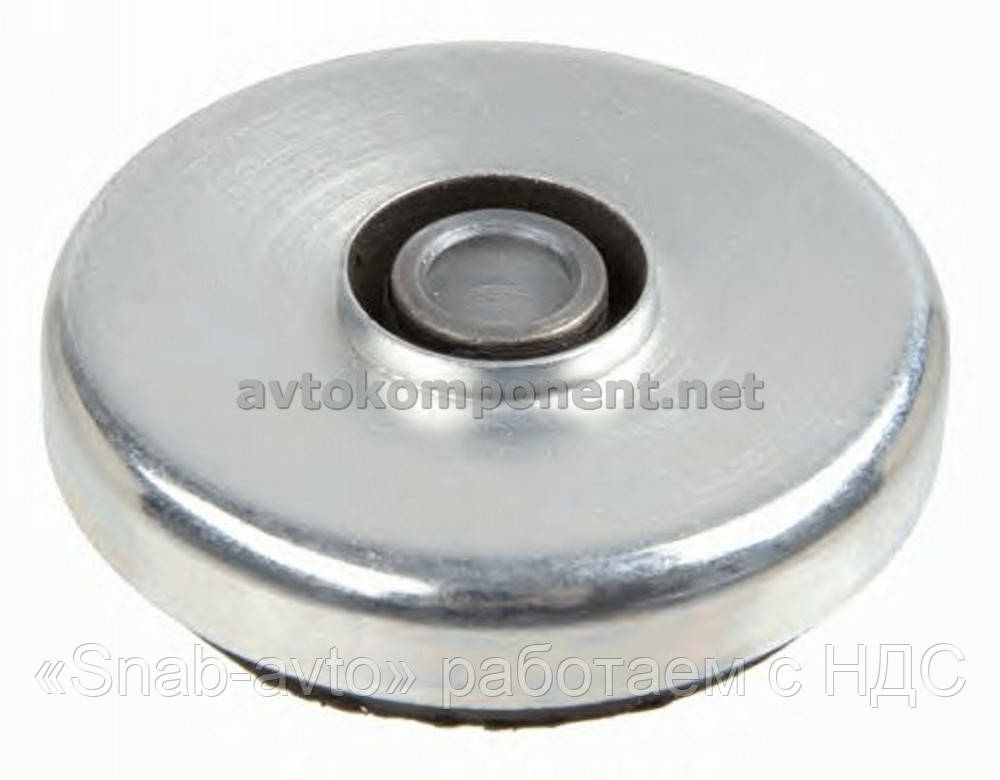 Втулка балки Mercedes-Benz (MB) задняя ось (производство Lemferder) (арт. 10983 02), ACHZX