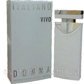 Парфюмированная вода женская Italiano Vivo 100ml