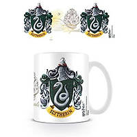 "Кружка ""Harry Potter - Slytherin crest / Гарри Поттер"""