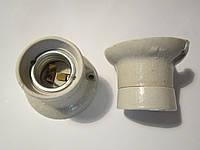 Патрон косой керамический Е-27 (ФНК-05), фото 1