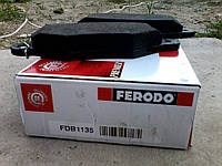 Колодки тормозные Renault Kangoo 1.2I,1.4I,1,5dCi,1.9D 97- Ferodo FDB1135