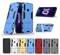 PC + TPU чехол Metal armor для Huawei Honor 10i (6 цветов)