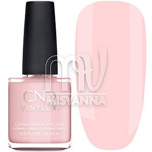 Лак CND Vinylux Be Demure №214, 15 мл нежно-розовый